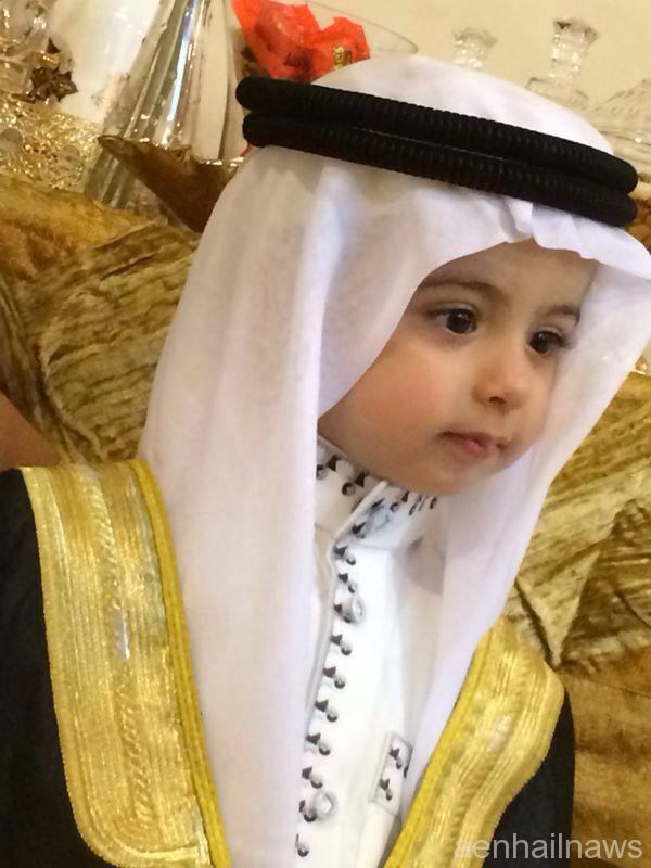""""""" صحيفة عين حائل الاخبارية """" تُعلن عن مُسابقة العيد السعيد لـــــــ ( أجمل صورة طفل و طفله ) .."""