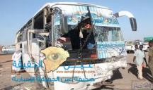 هجوم مسلح على حافلة أقباط في مصر ومقتل وإصابة أكثر من 20 شخصا