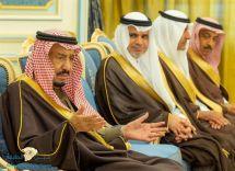 خادم الحرمين الشريفين يستقبل مديري الجامعات ووكلاء وزارة التعليم