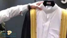 شركة تبتكر ثوبا رجاليا وعباءة نسائية مضادين للرصاص