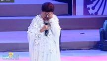 بالفيديو : السيسي يتسبب في بكاء الممثلة المصرية رجاء الجداوي !