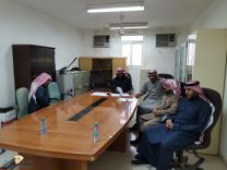 ورشة عمل عن المهارات السته للاستاذ محمد الرشيد بمدرسة جابر بن حيان الإبتدائية