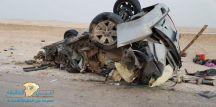 مصرع 7 سعوديين بحادث مروع في سلطنة عُمان