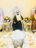 الشاب راضي الصقري يحتفل بزواجه