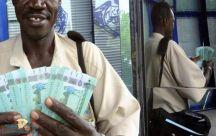 انهيار الجنيه السوداني لمستوى قياسي أمام الدولار