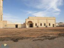 الجهة المختصة تستجيب لعين الحقيقة خلال ساعات وتعمل على سفلتت مواقف مسجد تركي السديري