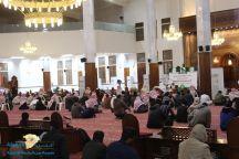 الشؤون الإسلامية بحائل تواصل برنامج لحمة وطن