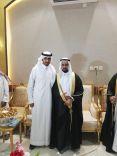 الأستاذ/بدر بن ناصر الرشيدي يحتفل بزواجه