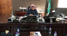 المهندس / شايم بن غافل الويباري الشمري للمرتبة الثانية عشر