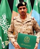 المقدم ركن .صقر بن عبدالرحمن الجعفري يحصل على درجة الماجستير في العلوم العسكريه