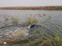 وفاة شاب سقط بمجرى مائي يعود لمشروع مياه الصرف الصحي شمال حائل