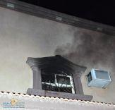 مدني حائل يخمد حريق شب بمنزل بحي المصيف