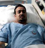 تهنئة بسلامة الرائد .فرحان بن عطالله العنزي بعد تعرضه لحادث دهس
