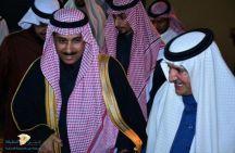 مدير جامعة حائل في زيارة خاصة ( لابن سعيد ) عبدالعزيز السطم بمنزله بالودي