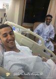 """( محمد ) ابن الزميل الإعلامي أنور المحيسن يتبرع بكليته لـ"""" قريبه """" يعاني من الفشل الكلوي"""