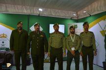 مدير جوازات منطقة حائل يزور جناح جوازات المنطقه بفعاليات الرالي
