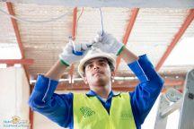 الإدارة العامة للتدريب التقني والمهني بمنطقة حائل تستهدف ٨٨ متدرباً في برنامج الصيانة التطوعية