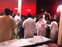 قبل قليل وفاة عاملة منزلية بمطار حائل الدولي