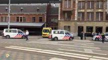 هولندا.. إصابة 3 جراء طعن بسكين في محطة قطارات أمستردام