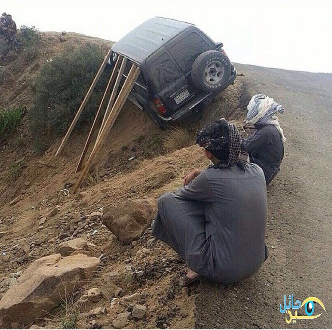 سيارة عالقة ما الطريقة الصحيحة بإخراجه