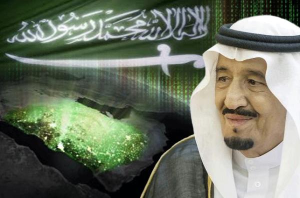 الملك سلمان يرفع العلم السعودي على جزيرتي تيران وصنافير خلال أيام صحيفة عين الحقيقة الاخبارية