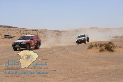 أسماء ( 46) سائقا يتنافسون على لقب بطل رالي حائل نيسان ...