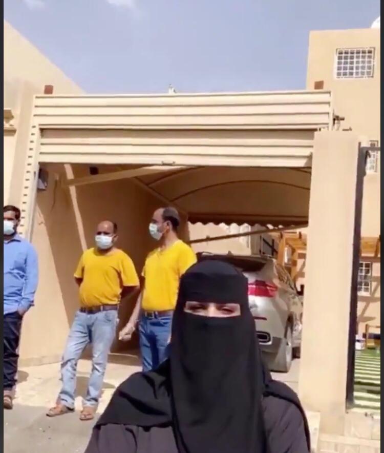 مريم المطيري سيدة الأزمة وفارسة الميدان