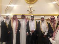 الزميل أحمد القاسم يحتفل /بزواج نجله ( عبدالاله )