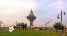 تنفيذ أطول ممر للمشاة في مدينة السيح