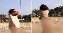 """أول تعليق لمصدر أمني كويتي حول مقطع الفتاة اللي """"تمصلخت بالقرب من أبراج الكويت""""!"""