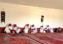 المجلس البلدي بمحافظة الشملي يزور قرية أم نخلة