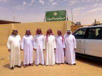 المجلس البلدي في الشملي يزور قرية ساحوت ويلتقي المواطنين