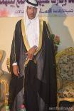 الشاب / الحميدي الدعسان يحتفل بزواجه