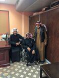 وضع مغذي لجمل وسط النفود وعلاجه وكلمات الشكر قليله بحق الدكتور / ناصر عبدالرزاق الهذال