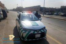 """أول سعودية في """"نجم"""" تباشر ٣ حوادث في الرياض"""