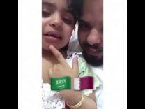 شاهد ردة فعل هذه الفتاة القطرية على قرار قطع العلاقات مع قطر!