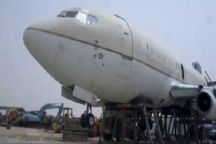 بالفيديو: مواطن ينهي الجدل حول تواجد طائرة داخل ساحة تشليح بالقصيم ويوضح السبب