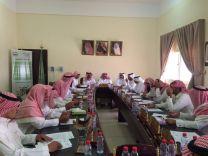 المجلس المحلي في محافظة سميراء يعقد اجتماع لدورته لعام ١٤٣٧هـ/١٤٣٨هـ