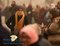 عاصفة جوية تضرب مصر بعد أيام