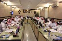 بلدي مجلس حائل يؤكد علی الامانة تنفيذ التعميم الوزاري وتطبيق الضوابط