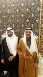 اشرف الشبرمي .. يحتفل بزواجه