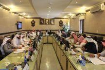 مجلس بلدي الامانة بحائل يعقد اجتماعه الدوري ( الاربعون )