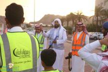 بالشراكة مع الإدارة العامة للمرور انطلاق مشروع رمضان أمان بحائل