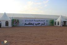 صور خاصة للتغطية الأولى لفعاليات إنتاج بالقاعد