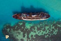 """ما قصة سفينة """"تيتانك السعودية"""" التي ترقد في ميناء الشعيبة؟"""