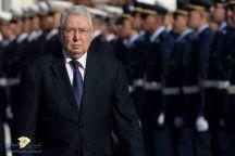 رئيس مجلس الأمة عبد القادر بن صالح رئيساً مؤقتاً للجزائر