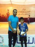 الشبل عبدالله بن ثامر الشمروخي يحقق للمرة الثانية جائزة أفضل لاعب