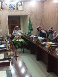 بحضور نائب رئيس البلدية المجلس البلدي بمحافظة الشملي يعقد جلستة الرابعة عشر