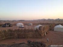 مخيم الواحة للايجار اليومي  … أستأجر يومان والثالث مجانا