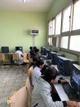 دورة تدريبية لطلاب المرحلة الإبتدائية على برنامج الوورد بمدرسة الودي